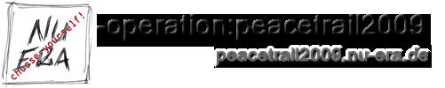 Nu Era - operation:peacetrail2009