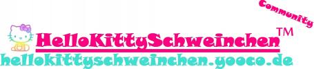 Hello Kitty Schweinchen :)