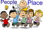 People - 	 Place
