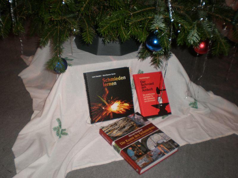Weihnachtsgeschenke - Schmiede das Eisen