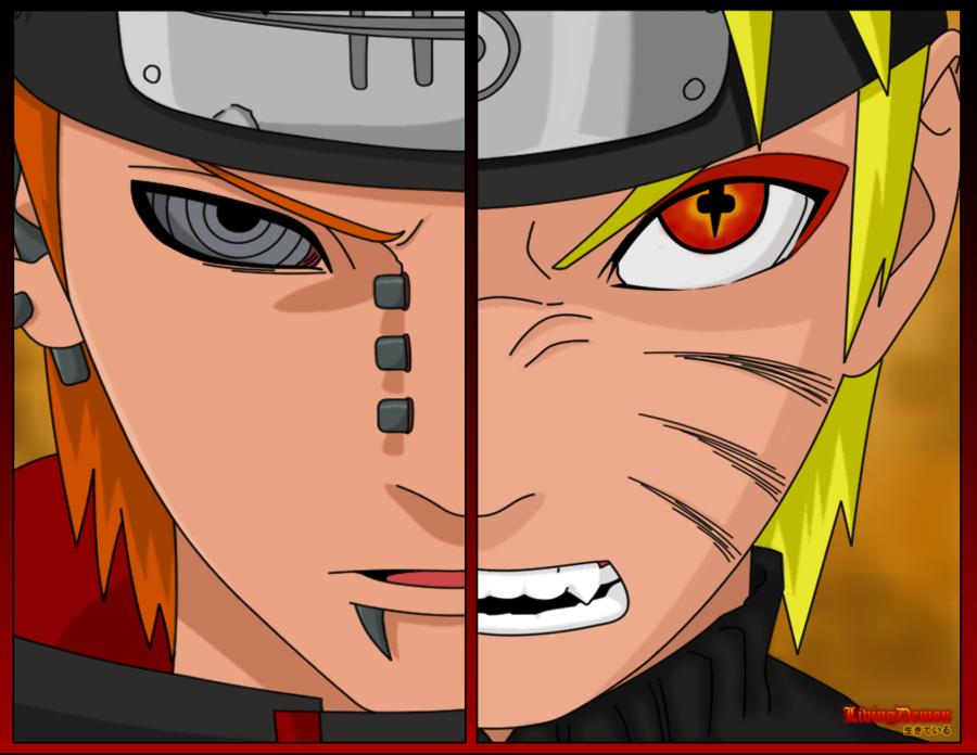 Naruto Vs Pain Folge