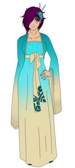Shiori - Kimono