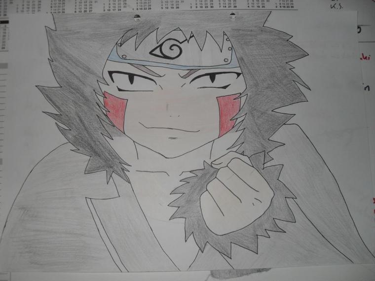 Kiba - Naruto