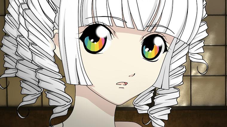 Kasumi als kleines Mädchen