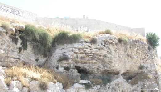Hügel Golgatha