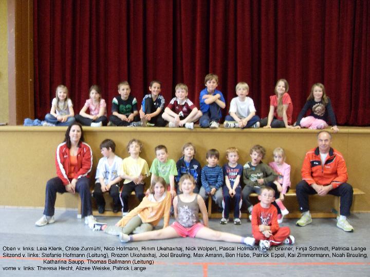 Kooperation Schule Verein