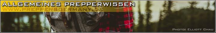 PreppersGermany Allgemeines Prepperwissen
