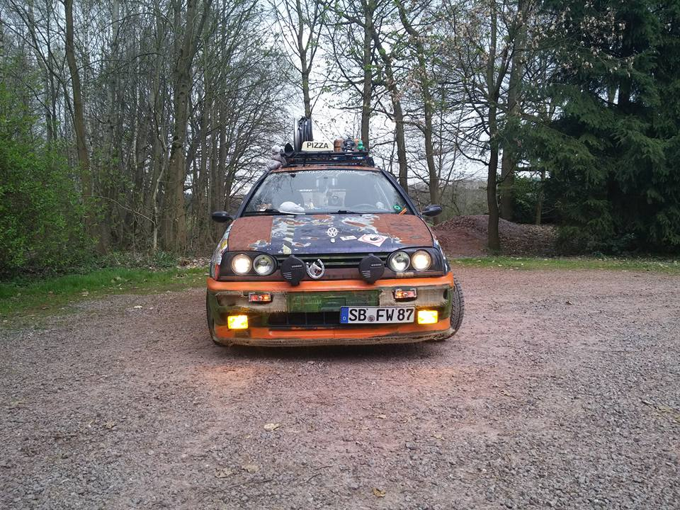 RatlookDash - Golf 3 Ratte