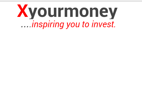 Xyourmoney Network Platform