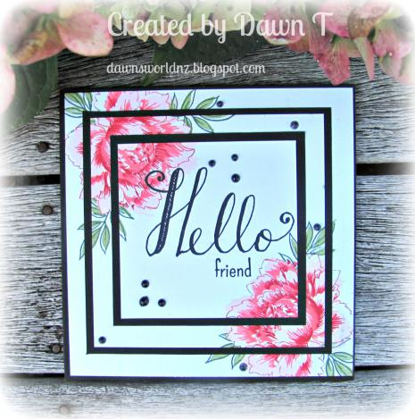 Triple Time stamping - March 17