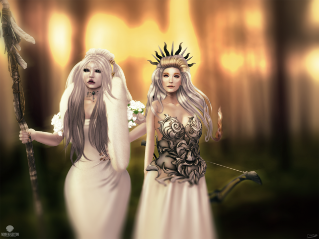 The Magical Forest ~ Polly and Moony (Upload S.).png
