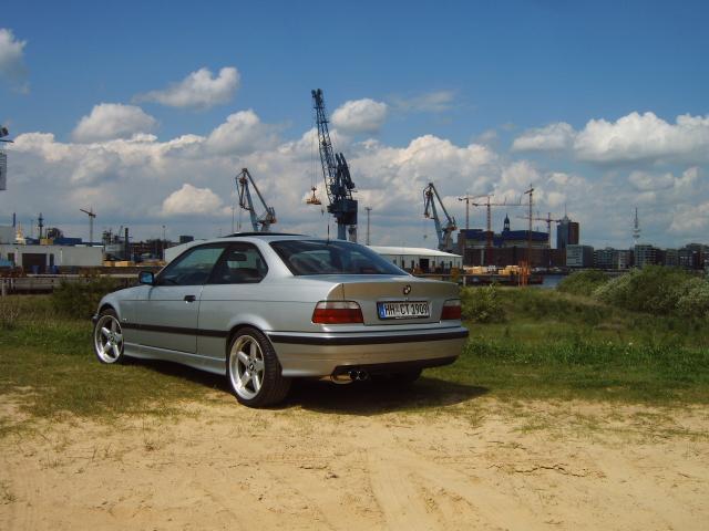 Mein 320i Coupe - 3er BMW - E36