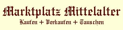 Marktplatz Mittelalter VS Lederspektakulum