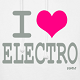 white-i-love-electro-by-wam-hooded-sweatshirts_design.png