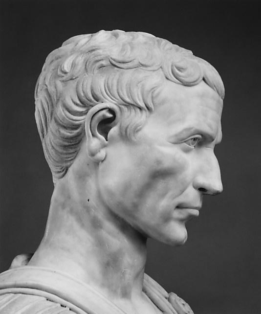 caesar der erste inoffizielle kaiser von rom - Julius Casar Lebenslauf