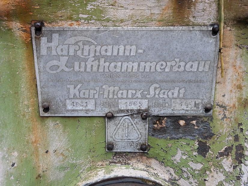 lufthammer hartmann nr 1621 schmiede das eisen